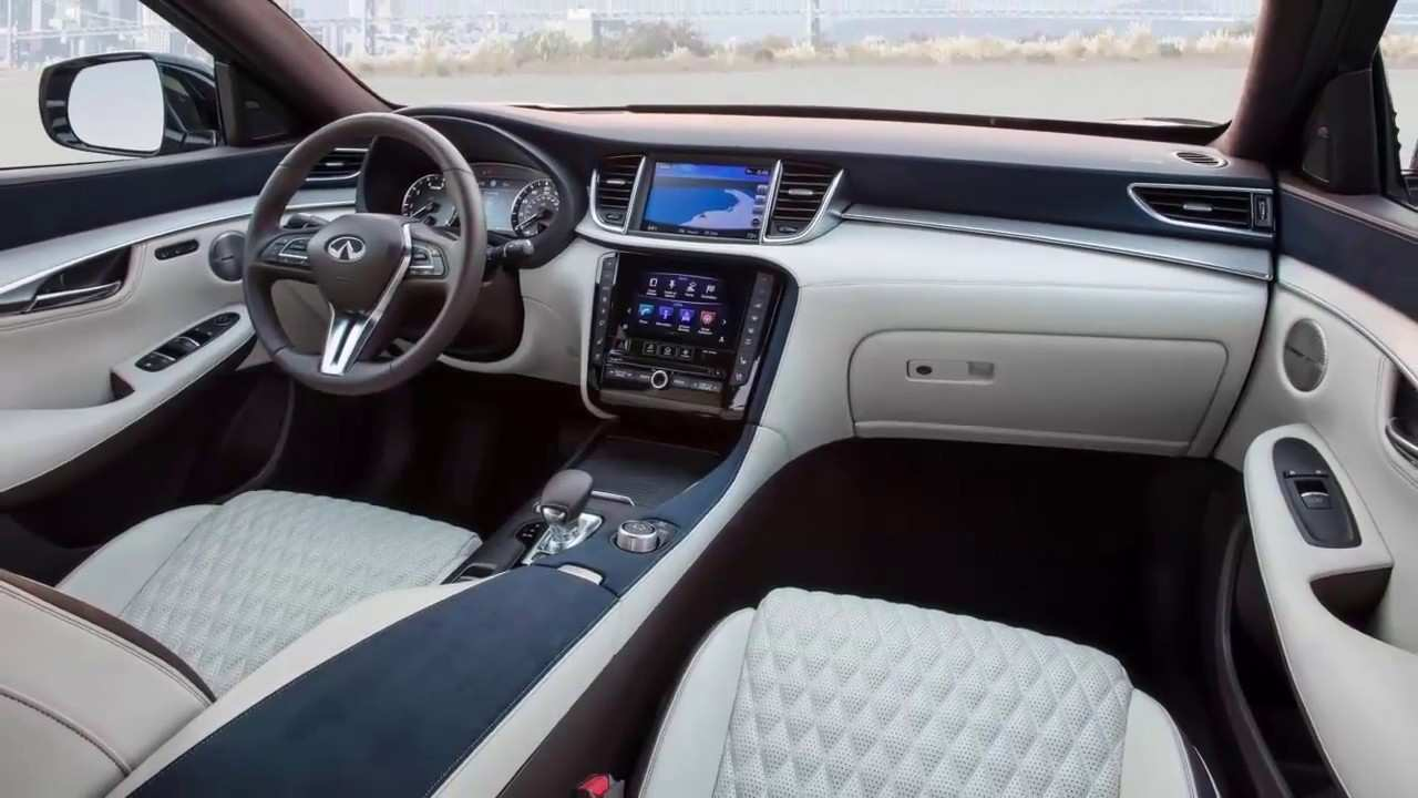 34 Best Review 2019 Infiniti Qx50 Luxe Interior Speed Test by 2019 Infiniti Qx50 Luxe Interior