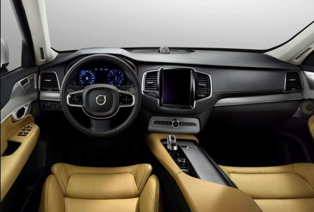 34 Concept of Volvo V40 2019 Interior Exterior and Interior with Volvo V40 2019 Interior