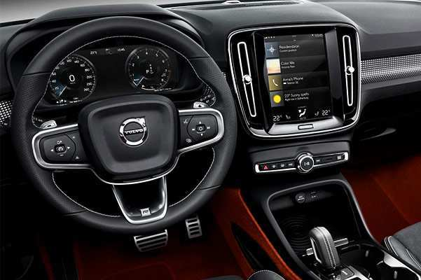 34 Gallery of 2019 Volvo Xc40 Interior Configurations for 2019 Volvo Xc40 Interior