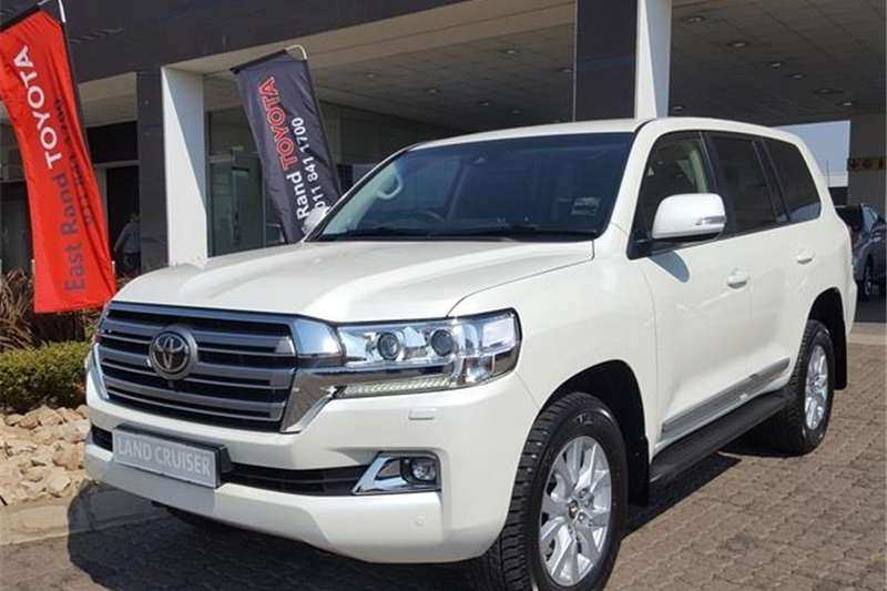 34 The Toyota Land Cruiser V8 2019 History with Toyota Land Cruiser V8 2019