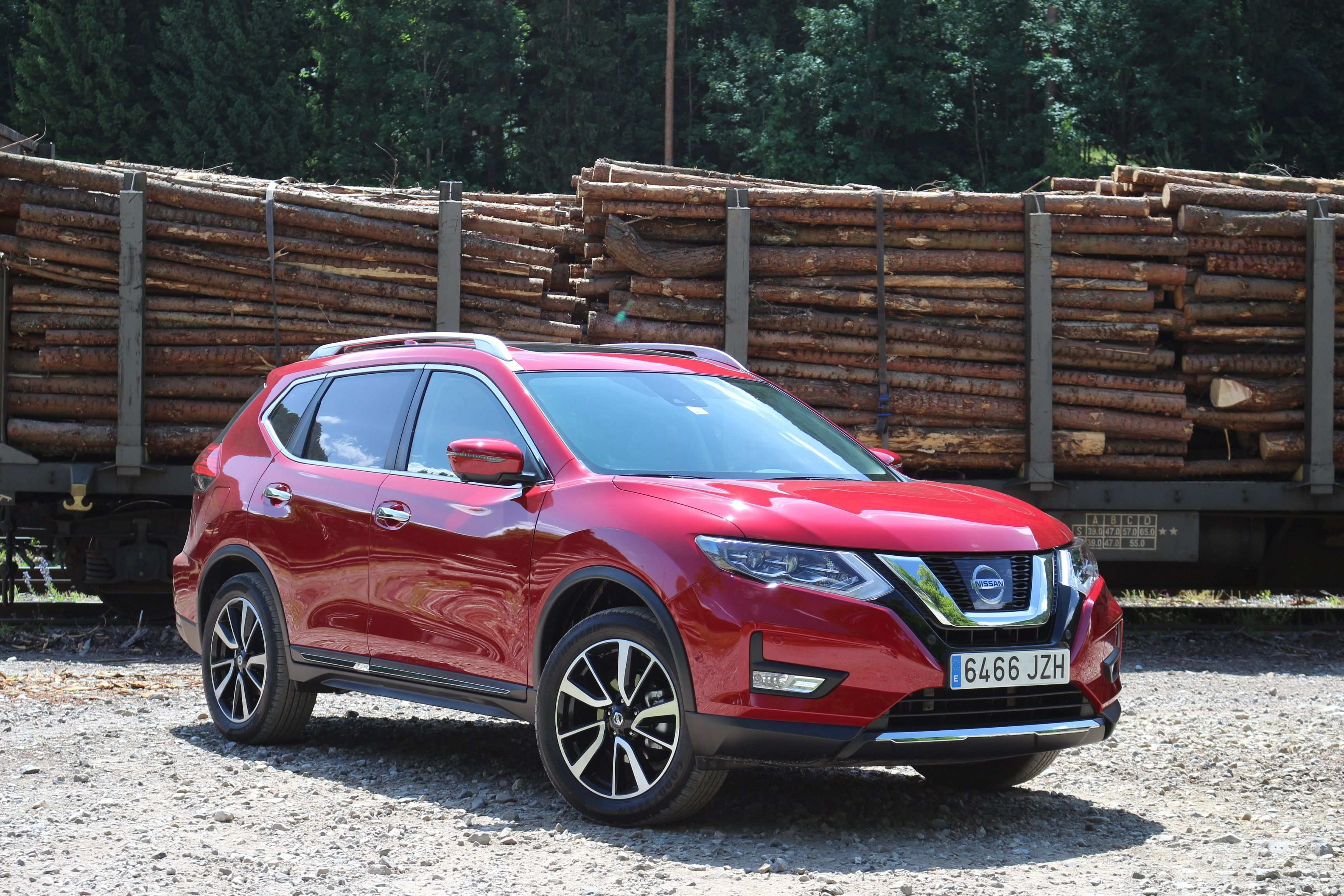 35 All New Nissan X Trail 2019 Review Rumors with Nissan X Trail 2019 Review