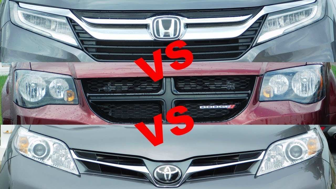 35 All New Toyota Odyssey 2019 Performance and New Engine for Toyota Odyssey 2019