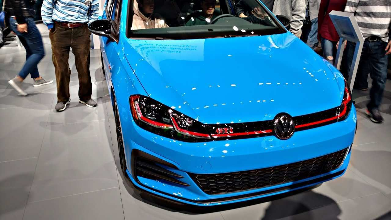 35 Concept of 2019 Volkswagen Gti Rabbit Edition Performance and New Engine with 2019 Volkswagen Gti Rabbit Edition