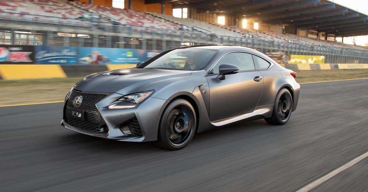 35 Gallery of Rcf Lexus 2019 Exterior and Interior for Rcf Lexus 2019