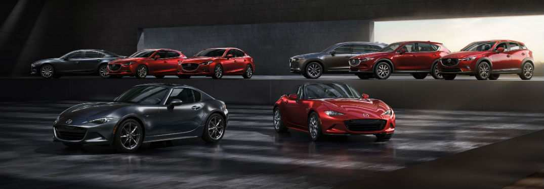 35 Great 2019 Mazda Lineup Exterior by 2019 Mazda Lineup