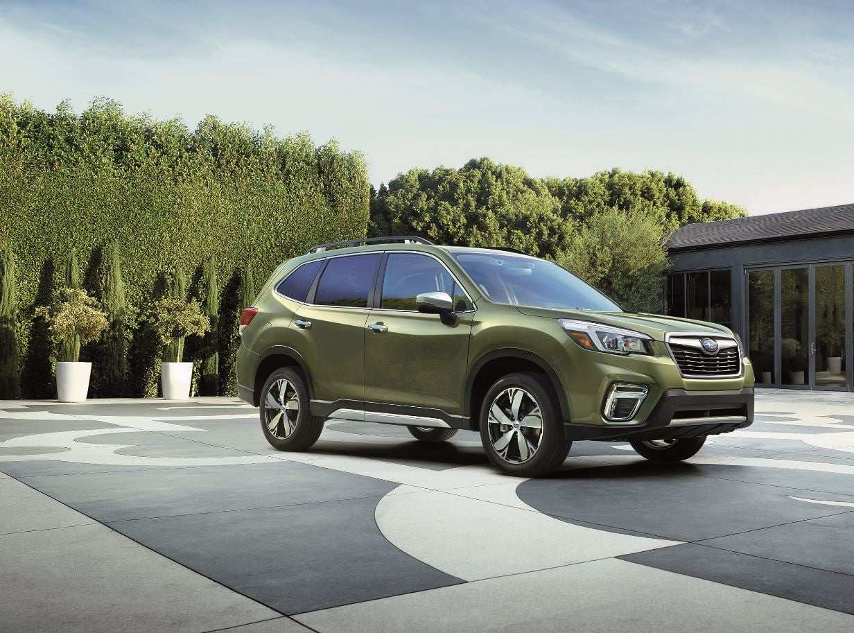 35 Great Subaru Forester 2019 Ground Clearance Configurations by Subaru Forester 2019 Ground Clearance