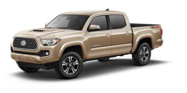 36 All New 2019 Toyota Tacoma Quicksand Exterior for 2019 Toyota Tacoma Quicksand
