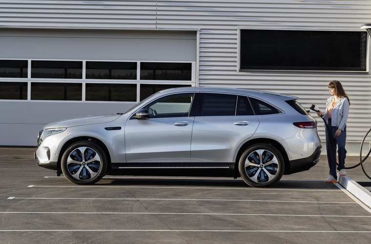 36 All New Eqc Mercedes 2019 Review for Eqc Mercedes 2019