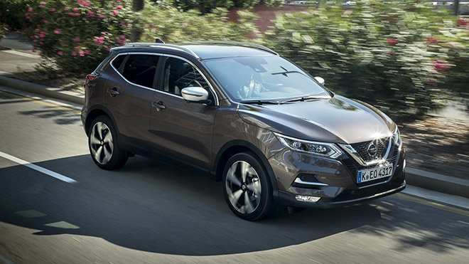 36 All New Nissan Qashqai 2019 Performance and New Engine by Nissan Qashqai 2019