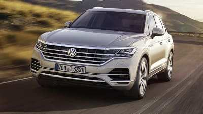 36 The Volkswagen 2019 Touareg Price Price for Volkswagen 2019 Touareg Price