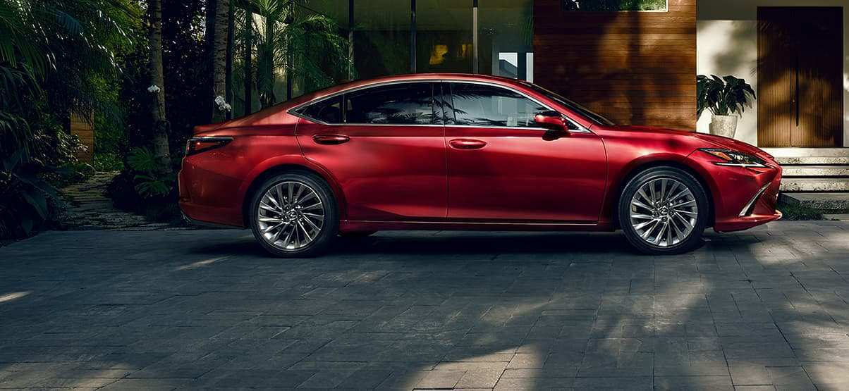 37 Gallery of 2019 Lexus Es 350 Awd Concept by 2019 Lexus Es 350 Awd