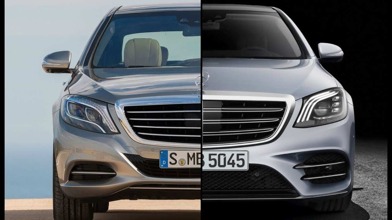 37 New Mercedes S Class 2019 Redesign and Concept with Mercedes S Class 2019