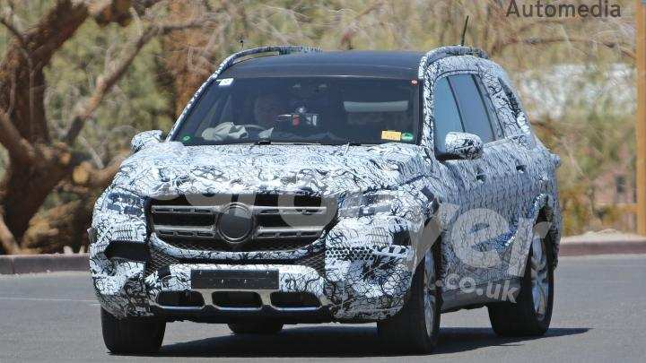 38 All New Mercedes 2019 Gls Picture by Mercedes 2019 Gls