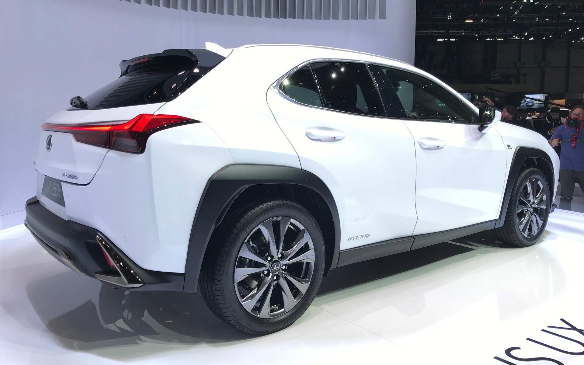38 Concept of 2019 Lexus Ux Canada Exterior and Interior for 2019 Lexus Ux Canada