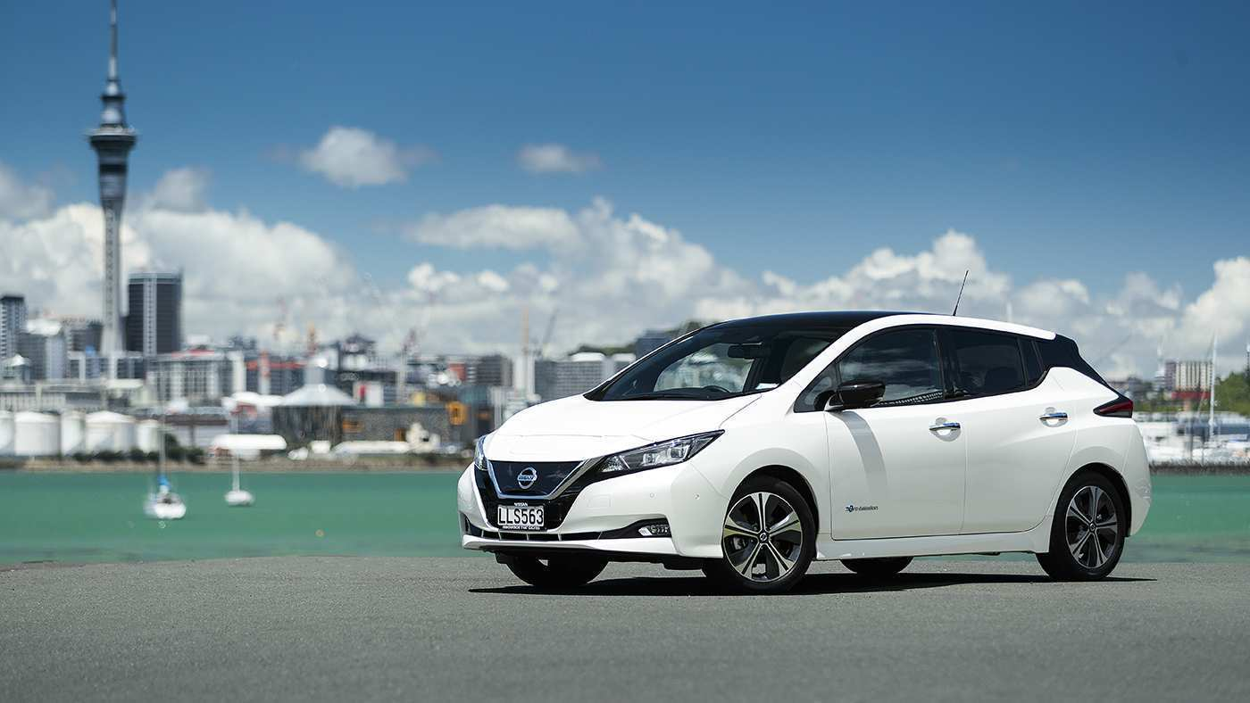 38 Gallery of 2019 Nissan Leaf Review Rumors for 2019 Nissan Leaf Review