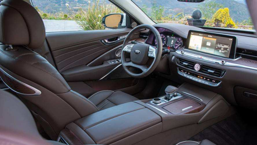 38 Great Kia Genesis 2019 Interior by Kia Genesis 2019