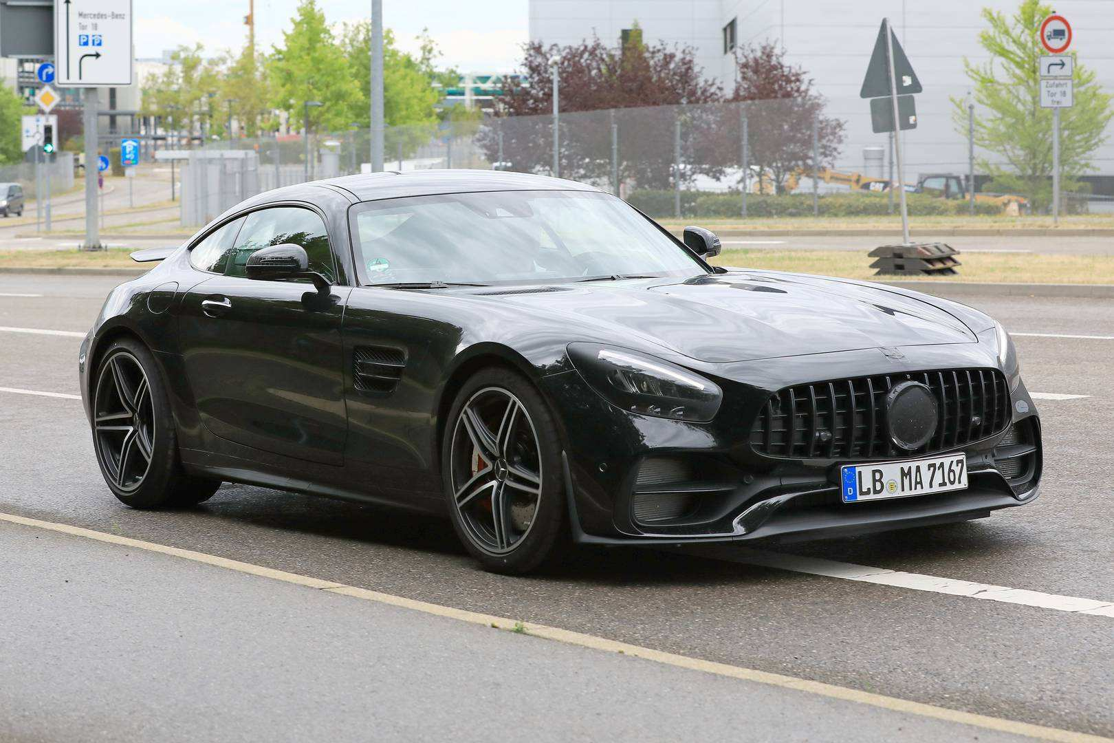 38 The Mercedes Gt 2019 New Concept by Mercedes Gt 2019