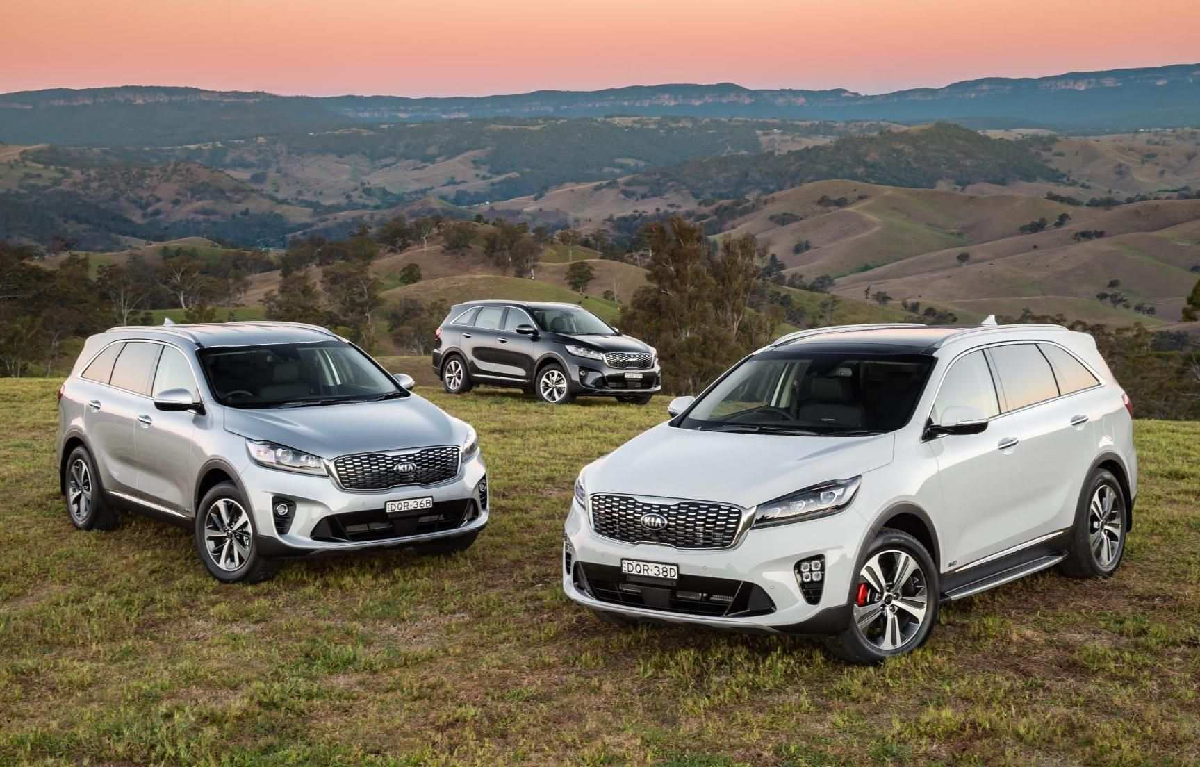 39 All New Kia Lineup 2019 Redesign and Concept for Kia Lineup 2019