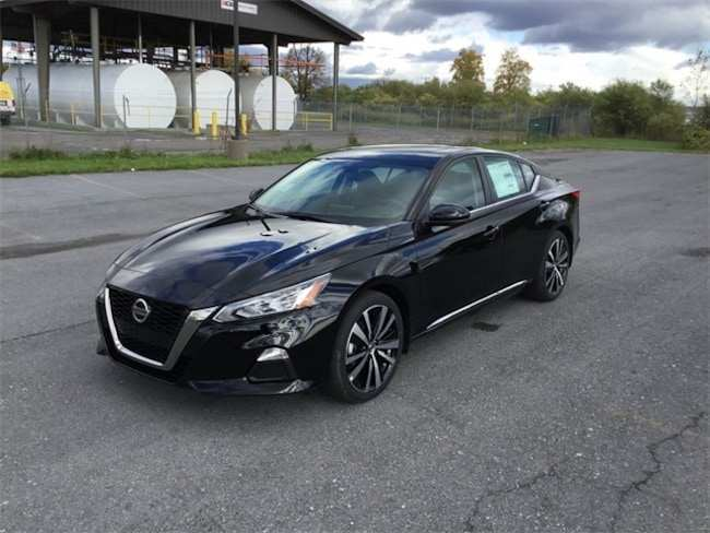 39 Best Review 2019 Nissan Altima Black Spesification for 2019 Nissan Altima Black