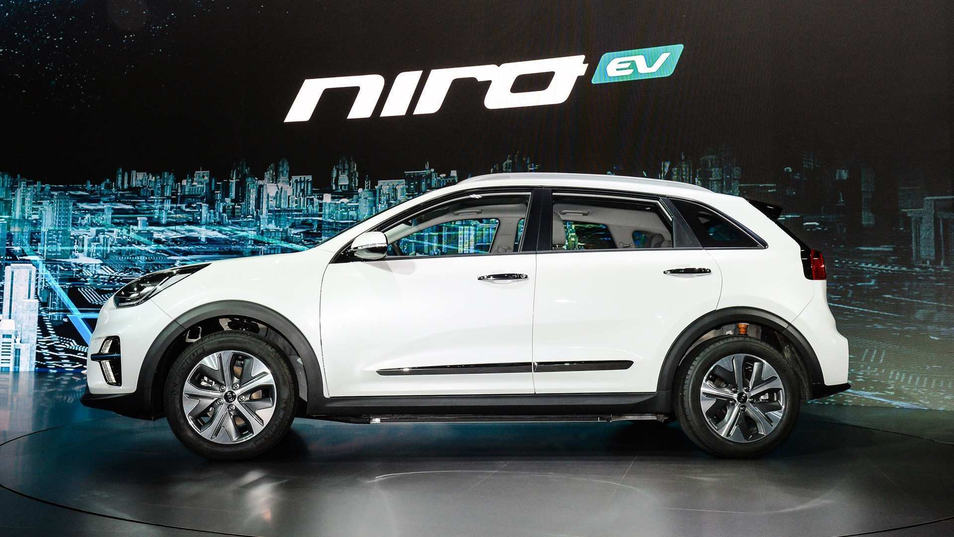 39 Concept of 2019 Kia Niro Ev Performance and New Engine by 2019 Kia Niro Ev