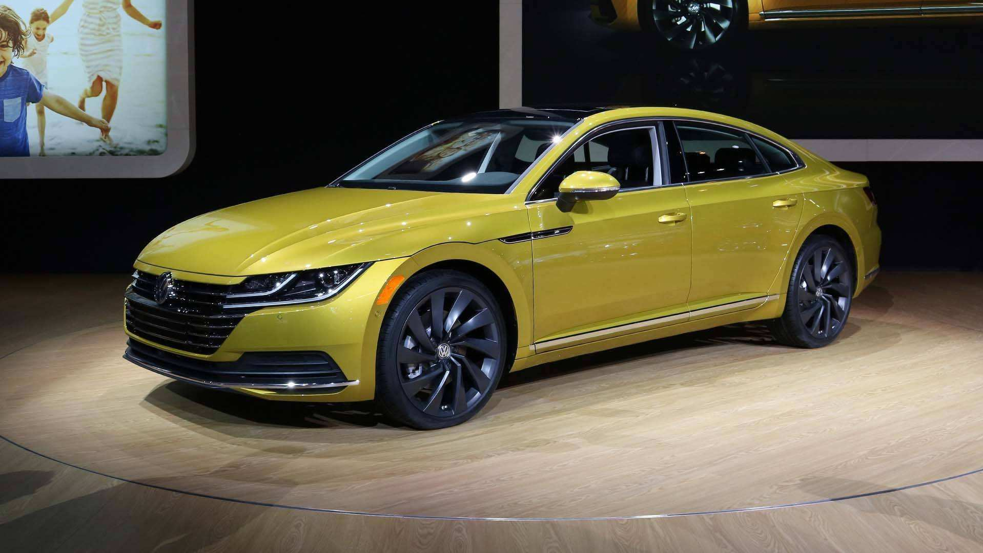 39 Concept of Arteon Vw 2019 Exterior by Arteon Vw 2019