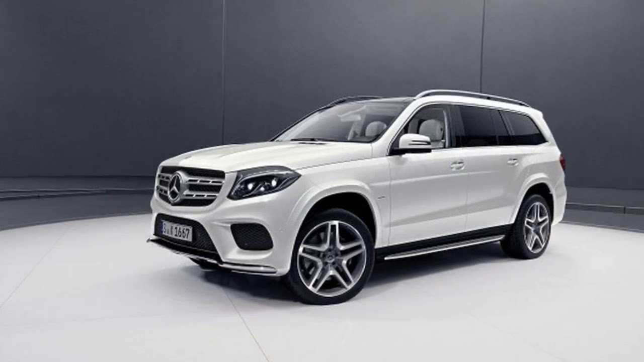 39 Gallery of Gls Mercedes 2019 Performance and New Engine with Gls Mercedes 2019