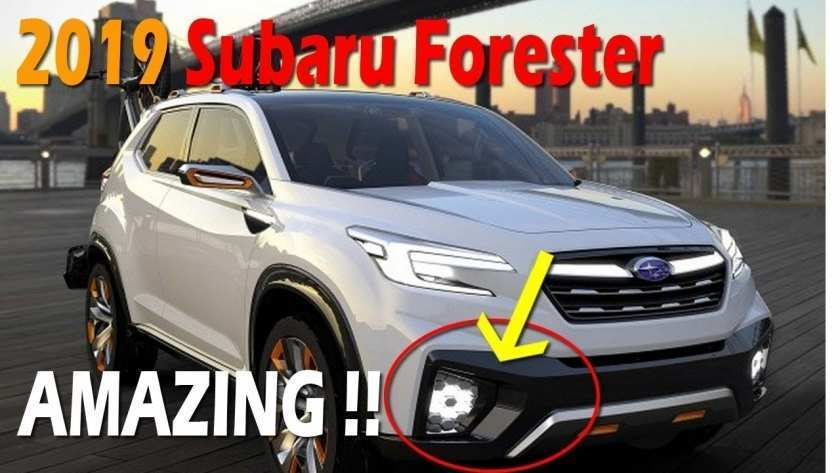39 The Subaru Redesign 2019 Performance with Subaru Redesign 2019