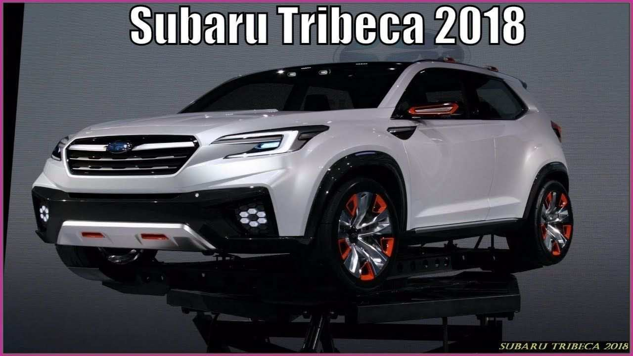 40 All New Subaru Tribeca 2019 Engine by Subaru Tribeca 2019