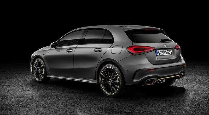 40 Concept of 2019 Mercedes Hatchback Review by 2019 Mercedes Hatchback
