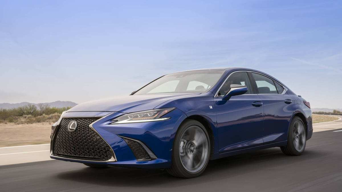 40 Gallery of 2019 Lexus Es 350 Awd History for 2019 Lexus Es 350 Awd