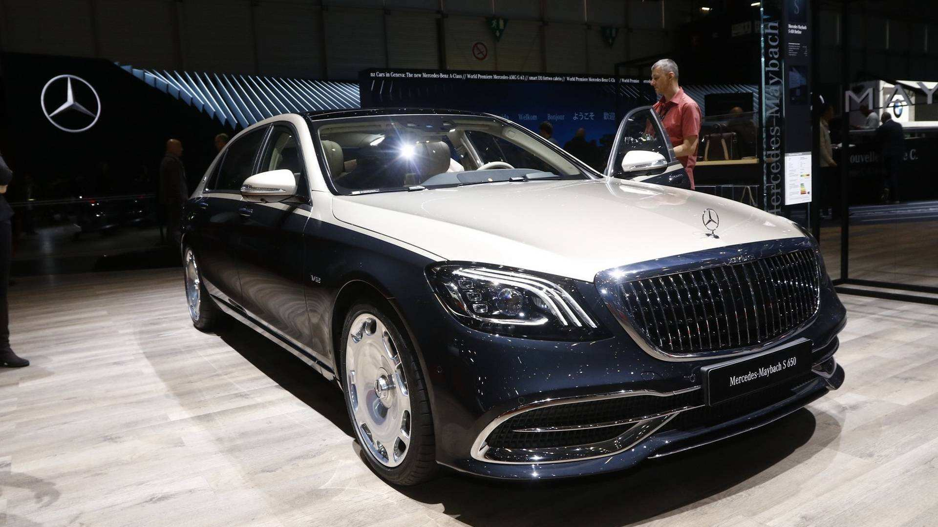 40 New Mercedes S650 Maybach 2019 Exterior and Interior by Mercedes S650 Maybach 2019