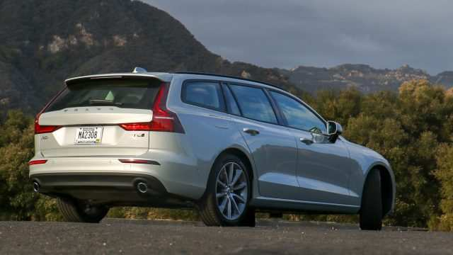 40 The Volvo 2019 Station Wagon Model for Volvo 2019 Station Wagon