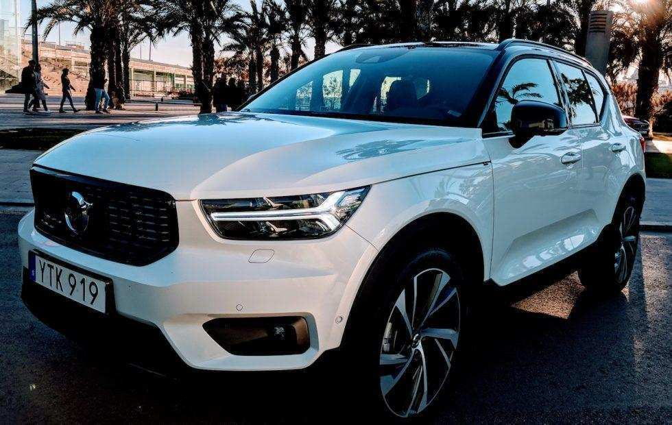 40 The Volvo 2019 Xc40 Review Prices for Volvo 2019 Xc40 Review