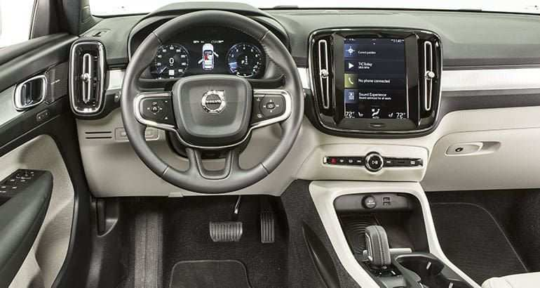 41 All New 2019 Volvo Xc40 Interior Photos by 2019 Volvo Xc40 Interior
