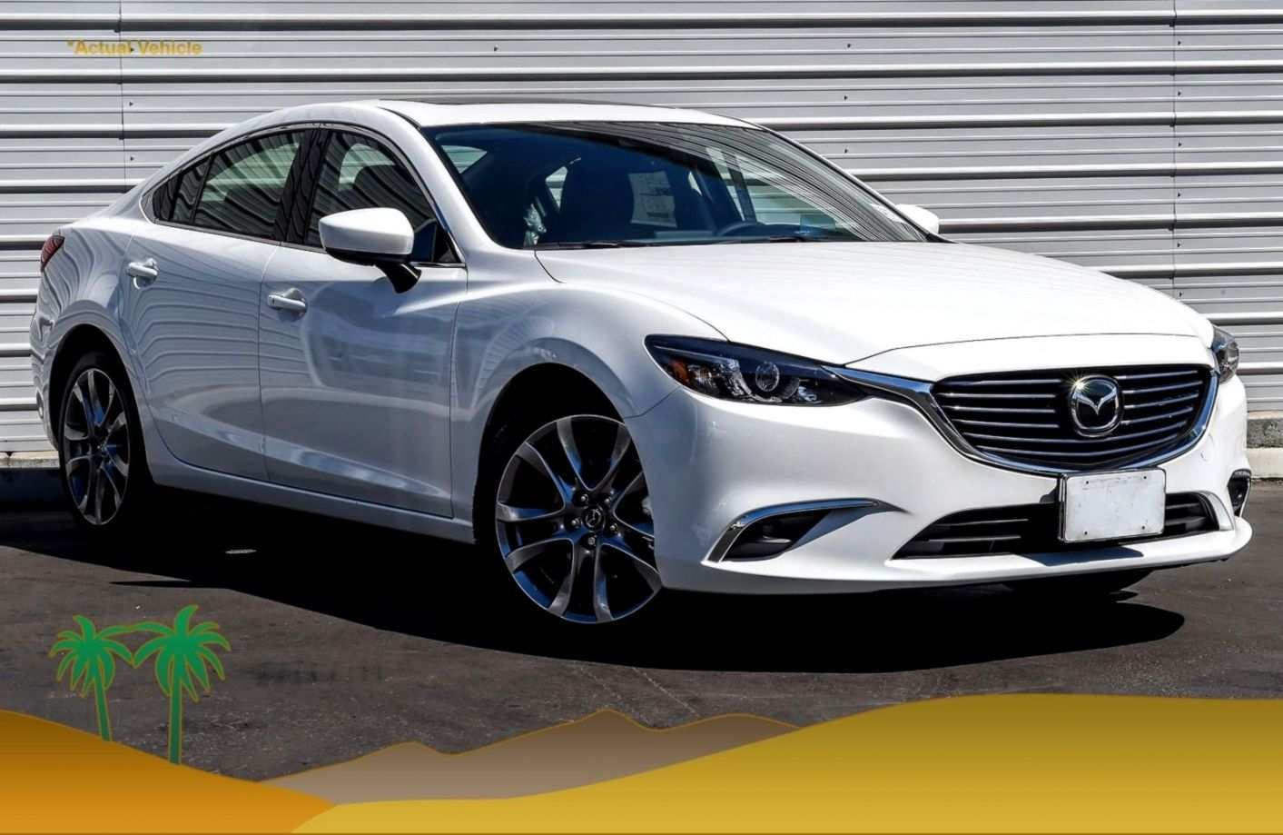 41 All New Mazda 6 2019 White New Review with Mazda 6 2019 White