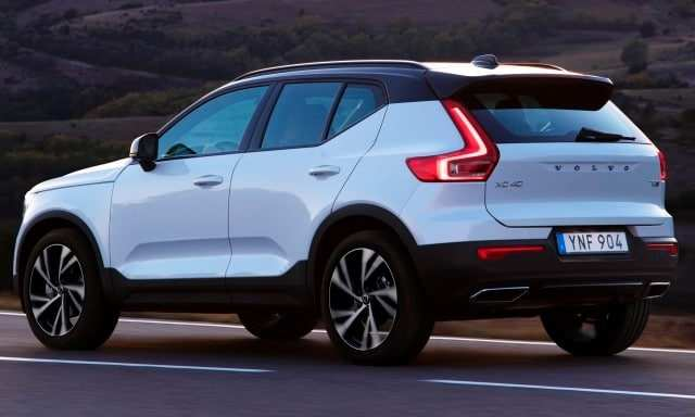 41 All New Volvo 2019 Xc40 Review Engine with Volvo 2019 Xc40 Review