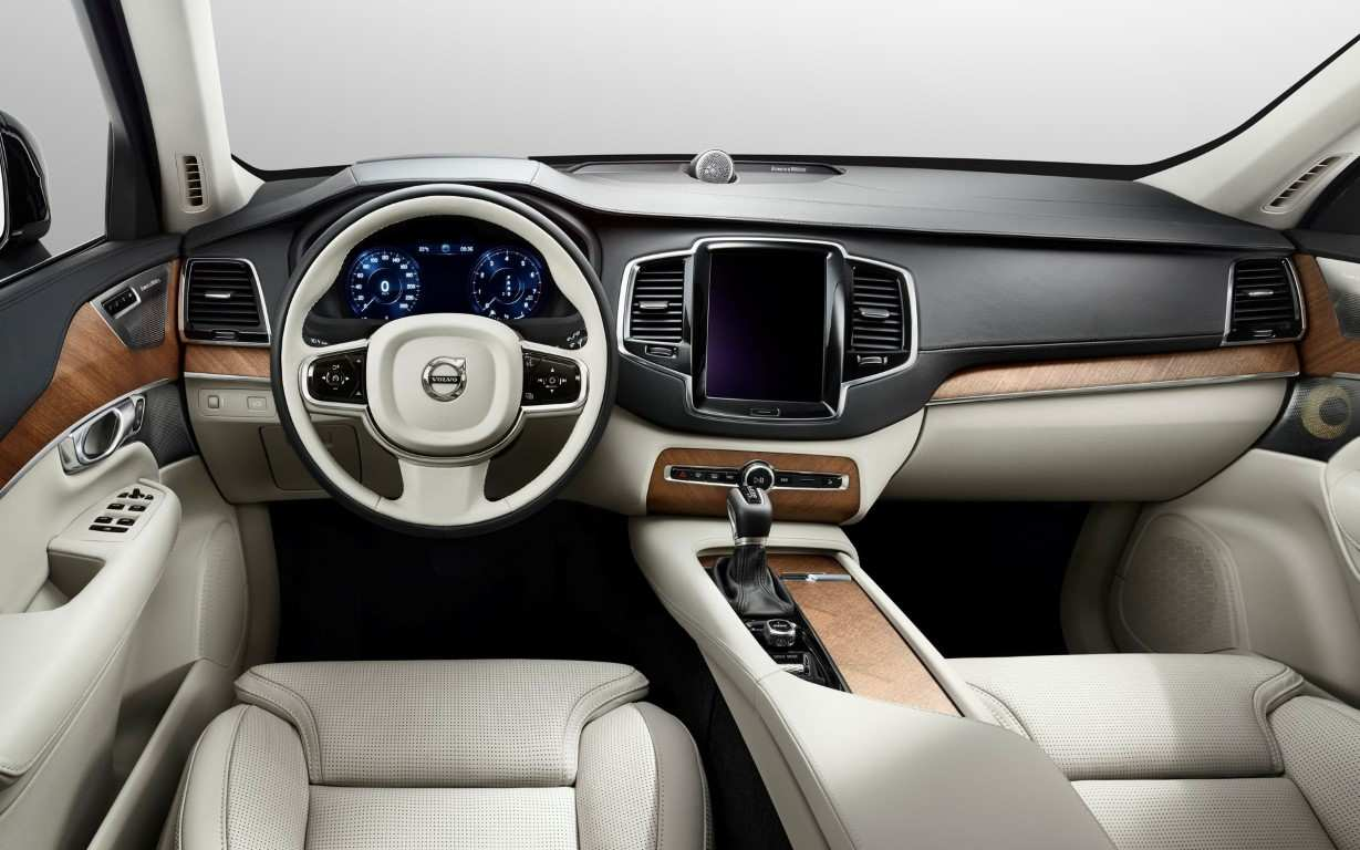 41 Best Review 2019 Volvo Xc40 Interior Model by 2019 Volvo Xc40 Interior