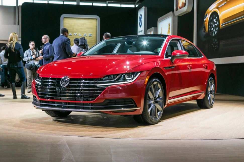 41 Best Review Vw 2019 Arteon New Review with Vw 2019 Arteon