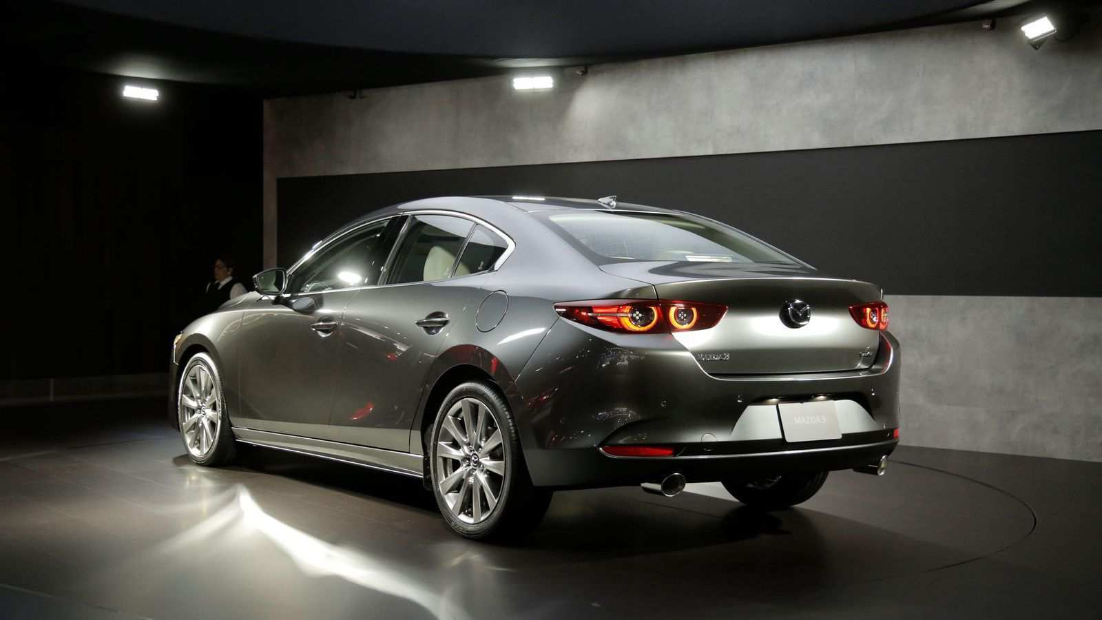 Mazda 3 Forum >> 41 Concept Of Mazda 3 2019 Forum Spy Shoot By Mazda 3 2019 Forum