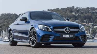 41 Concept of Mercedes C Class Coupe 2019 New Review for Mercedes C Class Coupe 2019