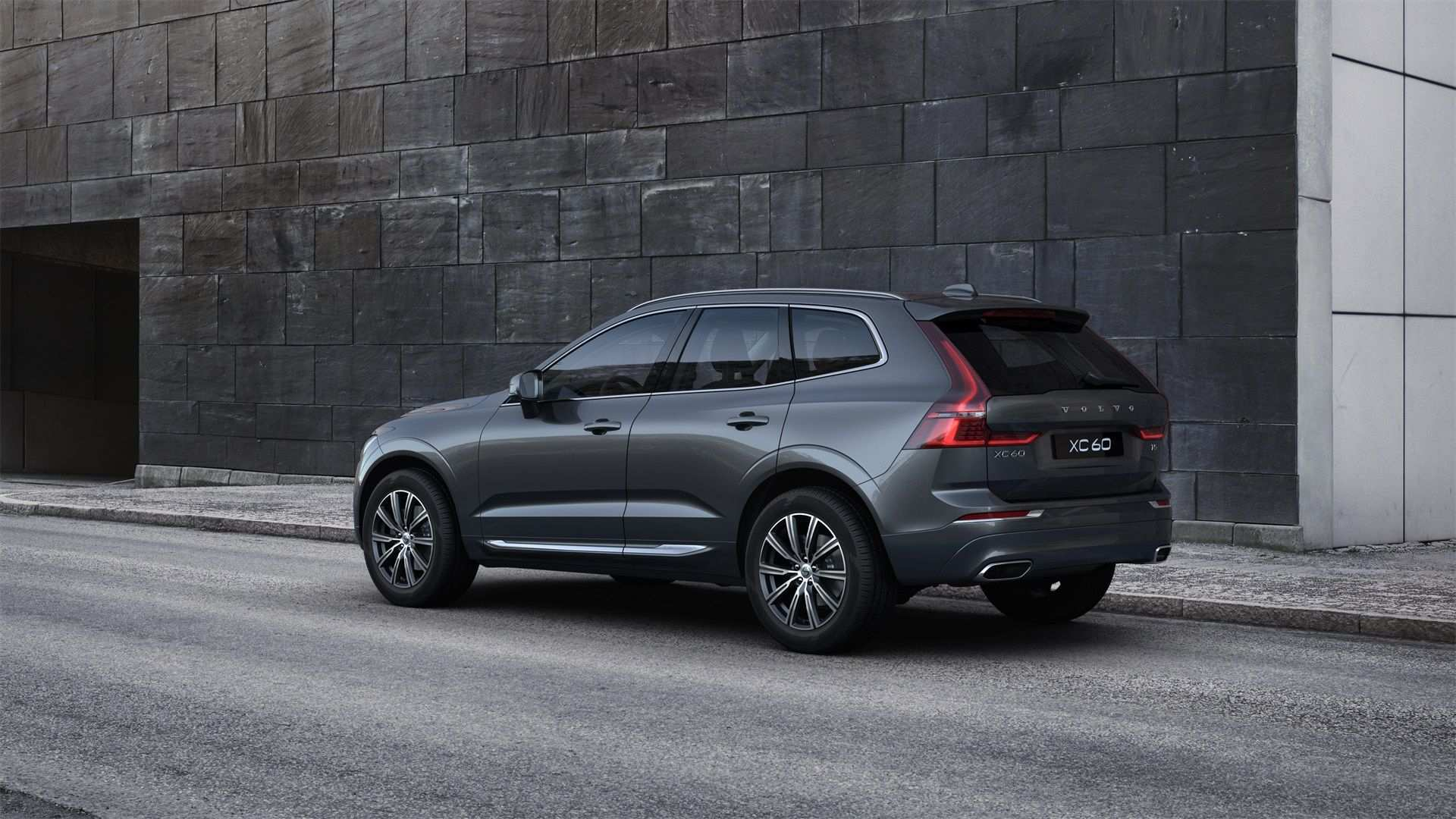41 Concept of Volvo Xc60 2019 Osmium Grey Overview for Volvo Xc60 2019 Osmium Grey
