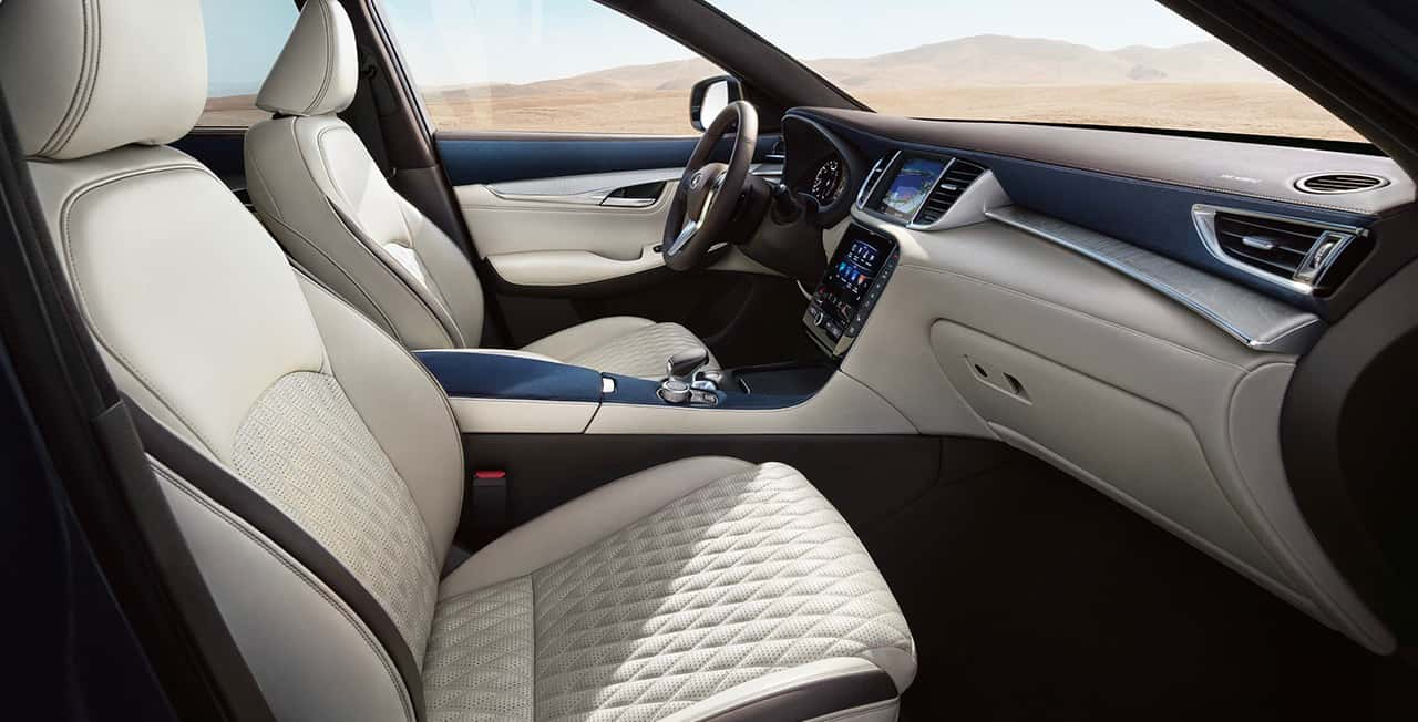 41 Gallery of 2019 Infiniti Qx50 Luxe Interior Performance by 2019 Infiniti Qx50 Luxe Interior