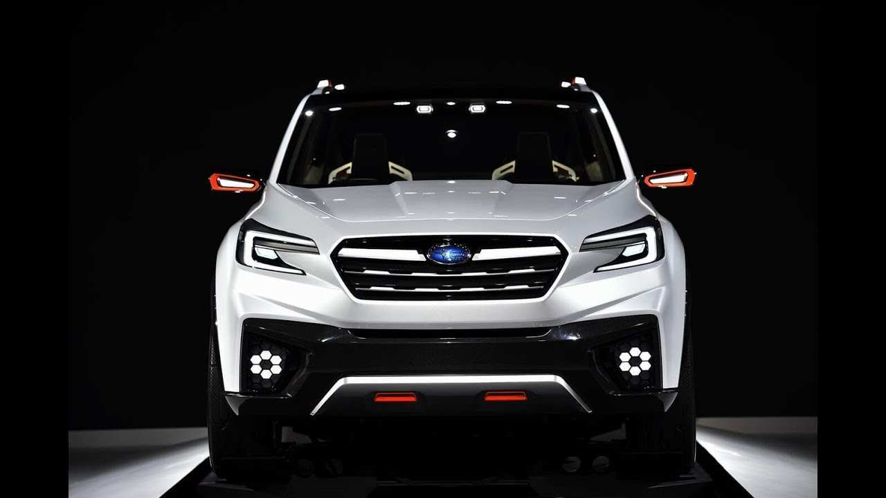 41 Gallery of Next Generation Subaru Forester 2019 New Review with Next Generation Subaru Forester 2019