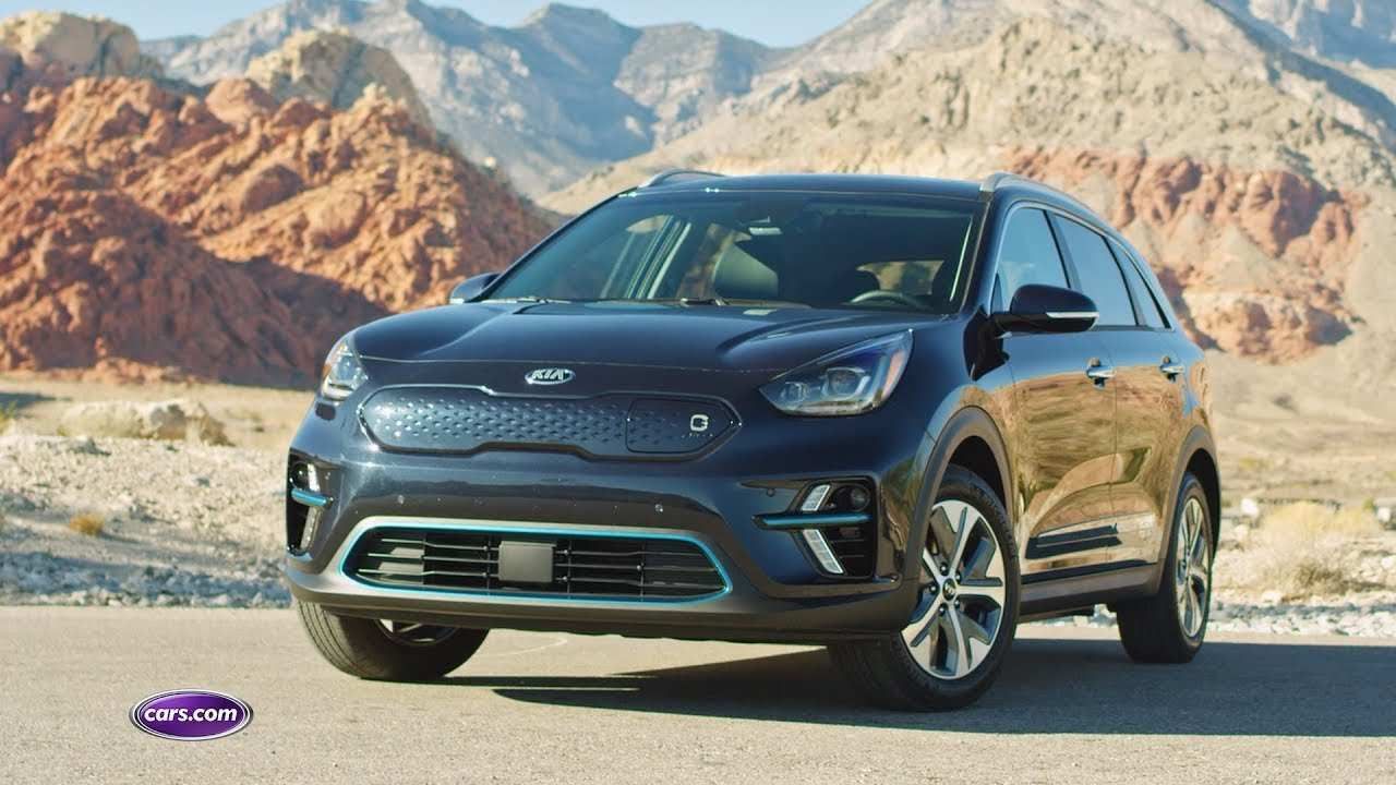 41 Great 2019 Kia Niro Ev New Concept with 2019 Kia Niro Ev