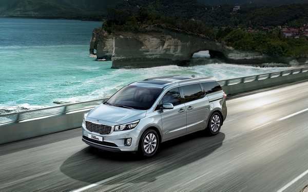 41 Great Kia Grand Carnival 2019 Review First Drive with Kia Grand Carnival 2019 Review