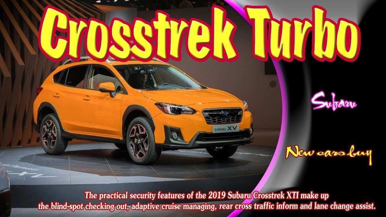 41 The Subaru 2019 Turbo Research New by Subaru 2019 Turbo
