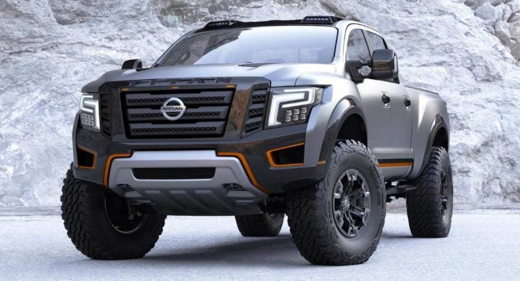 42 Best Review Nissan Warrior 2019 Spesification with Nissan Warrior 2019