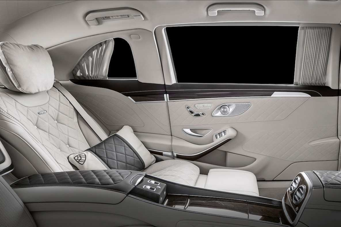 42 Concept of 2019 Mercedes Maybach S650 New Concept with 2019 Mercedes Maybach S650
