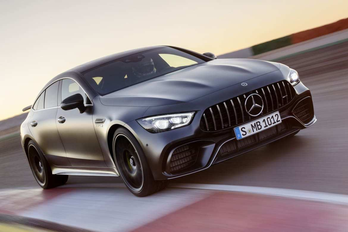 42 Gallery of Mercedes Gt 2019 Redesign for Mercedes Gt 2019