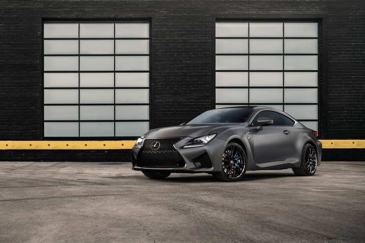 42 New Rcf Lexus 2019 Specs and Review with Rcf Lexus 2019